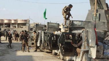 استعدادات عسكرية واسعة لاقتحام الساحل الأيمن من الموصل وقضاء تلعفر