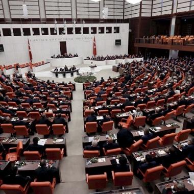البرلمان التركي يقترب من إقرار تطبيق نظام رئاسي