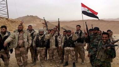 الجيش السوري يعلن سيطرته على كامل منطقة وادي بردى