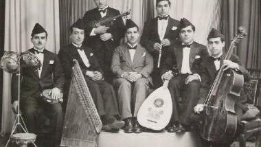 الفرقة الموسيقية والغنائية البغدادية