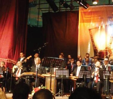 الفنون الموسيقية تستعد لإقامة مهرجان الاغنية الوطنية