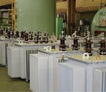 شركة ديالى تعلن عن مبيعاتها من المحولات والمقاييس الكهربائية