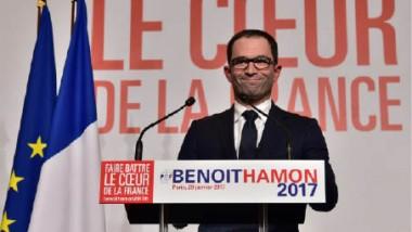 بونوا آمون مرشّح الحزب الاشتراكي للانتخابات الرئاسية الفرنسية