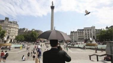 تمثال لأثر عراقي مدمّر ضمن  قائمة أعمال في لندن
