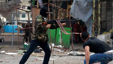 اشتباكات بين قوّات الجيش الليبي والمتطرّفين في محور قنفودة الخاضع إلى سيطرة «داعش»