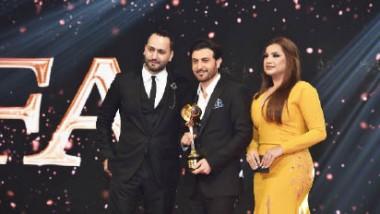 البرنس ماجد المهندس يحصل على جائزة أفضل فنان عربي في 2016