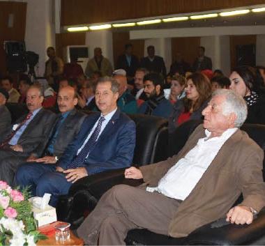 إنطلاق مهرجان (لبيك يا عراق السادس) للإنشودة الوطنية