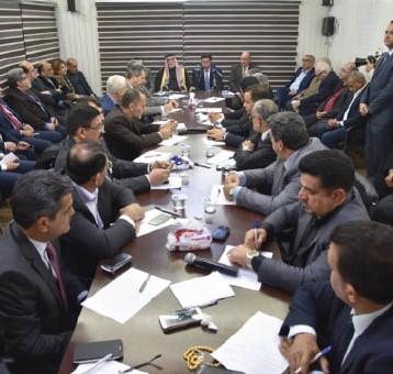 العلاق والهميم في ندوة نقاشية نظّمها المركز العراقي للتنمية الإعلامية