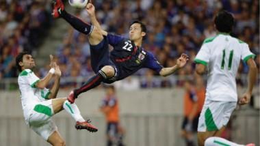 السفير الياباني يزور اتحاد الكرة ويؤكد دعم بلاده للرياضة العراقية