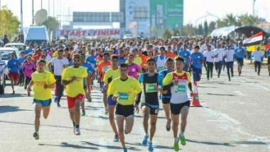 الأولمبية: ماراثون بغداد رسالة سلام للعالم