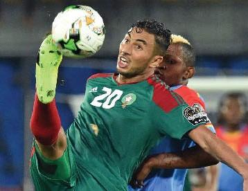 المغرب يخيّب الآمال ويسقط أمام 10 لاعبين من الكونغو