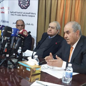 نائب رئيس الجمهورية إياد علاوي: لا توجد دولة في العراق إنّما لدينا سلطة غير مستقرة.. وأميركا تتحمل مسؤولية ما حدث في البلد