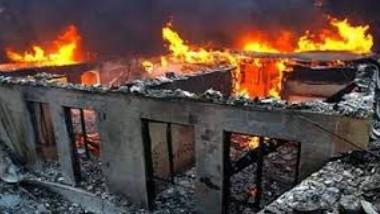 «داعش» يحرق 65 منزلا  شرق أفغانستان
