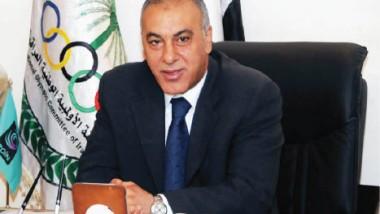 «الأولمبية» تبارك فوز سرمد عبد الإله بعضوية الاتحاد العربي للسباحة