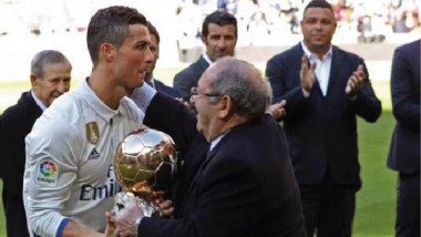 قطار ريال مدريد يدهس غرناطة بخماسية في الليجا