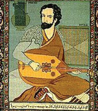 صفي الدين الأرموي البغدادي