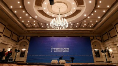 بدء محادثات السلام بين الحكومة السورية وفصائل المعارضة في استانا