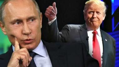 ترامب يجري أول مكالمة له مع بوتين