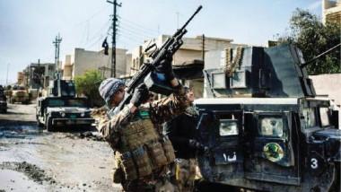 مكافحة الإرهاب تطوّق جامعة الموصل وتقتحم حي الضباط استعداداً لتطهيره من زمر داعش