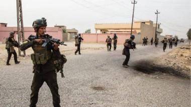 """""""مكافحة الإرهاب"""" يحرر حي الكرامة شرقي الموصل بعد اقتحامه في غضون ساعات"""