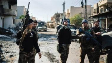 القوّات المشتركة تسيطر على 90 % من الساحل الأيسر لمدينة الموصل