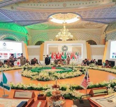 مؤتمر التحالف الدولي في السعودية وما قدمه للشرق الأوسط مؤخراً