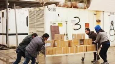 150 متطوعاً يسهمون بتأهيل مستشفى للولادة بأيسر الموصل