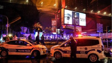 اعتداء في تركيا يلقي بظلاله على الاحتفالات بحلول العام 2017