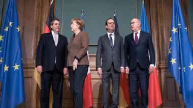 نائب المستشارة الألمانية يهاجم أنجيلا ميركل ويُحذّر من انهيار الاتحاد الأوروبي