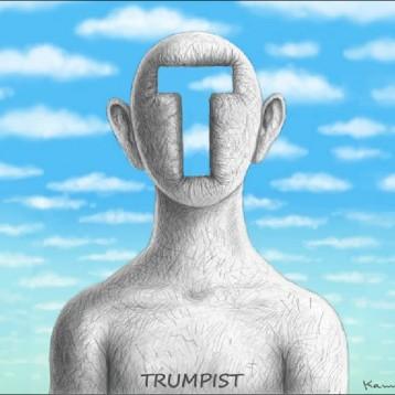أنصار ترامب عن موقع «سبوتنيك»