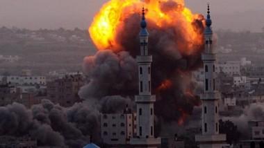 إسرائيل تقصف موقعاً تابعاً لحركة حماس