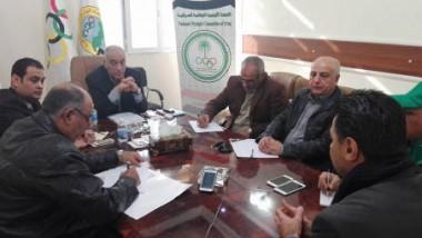 حمودي يشيد بالمركز الوطني ويعد بفتح آفاق مستقبلية مع اتحادات الأولمبية