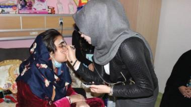 طلبة كلية طب الأسنان بالبصرة يعايشون الأطفال في مستشفى الطفل التخصصي