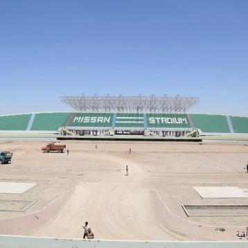 3 شعبان.. افتتاح ملعب ميسان الأولمبي