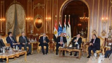 قادة ليبيون يتوصلون لاتفاق في القاهرة على إجراء انتخابات بحلول 2018