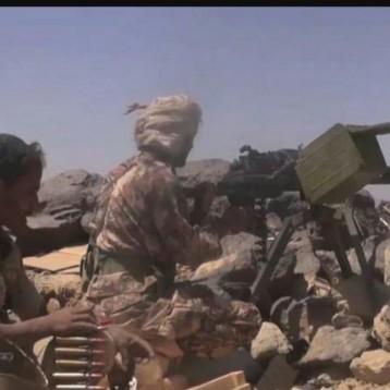الجيش الوطني يسيطر على مواقـع  في البيضاء وغارات للتحالف على صنعاء