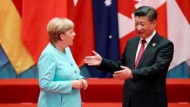 الصين أكبر شريك تجاري لألمانيا