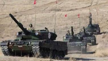 الجيش التركي يرسل المزيد من قواته الى معسكر بعشيقة
