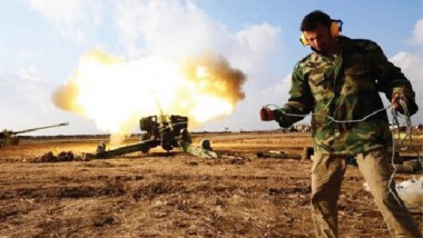 القوّات المشتركة تباشر القصف بالمدافع الذكية تمهيداً لاقتحام الساحل الأيمن في الموصل