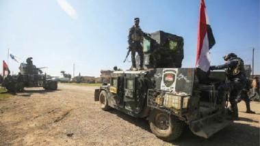 القوّات المشتركة تحرر القنصلية التركية ومناطق أخرى في أيمن الموصل