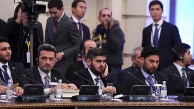 المعارضة السورية تسعى لمناقشة الانتقال السياسي في جنيف