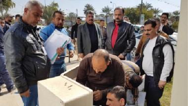 كهرباء الكرخ تواصل حملاتها لاستحصال ديونها المتراكمة