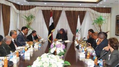 وزيرة الصحة توجّه بحملة عاجلة لإعمار مؤسساتها في الموصل