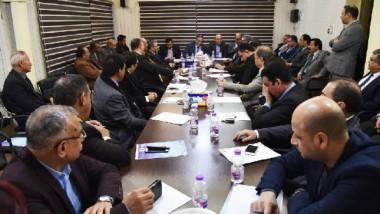 وزير الكهرباء: داعش دمّر محطات وأبراج الكهرباء في المناطق التي كان يسيطر عليها لإلحاق الأذى بالمواطنين