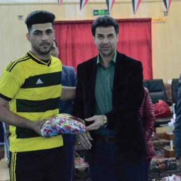 بسام رؤوف يثمّن جهود «الشباب والرياضة» في دعم مواهب المركز الوطني
