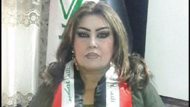 حواء تقتحم ميادين الكرامة لتوثّق أنتصارات أبطال العراق