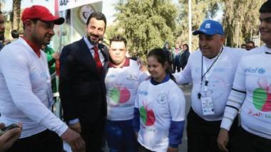 مشاركة دولية ومحلية واسعة توثق  بصمـة النجاح لماراثون بغداد الدولي