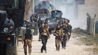 جهاز مكافحة الإرهاب يكشف عن انهيار كبير في صفوف داعش بأيمن الموصل