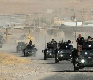 فوضى عارمة في صفوف داعش بأيمن الموصل