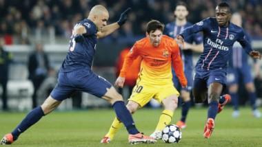 برشلونة يسعى لعبور باريس سان جيرمان لتحقيق رقم قياسي